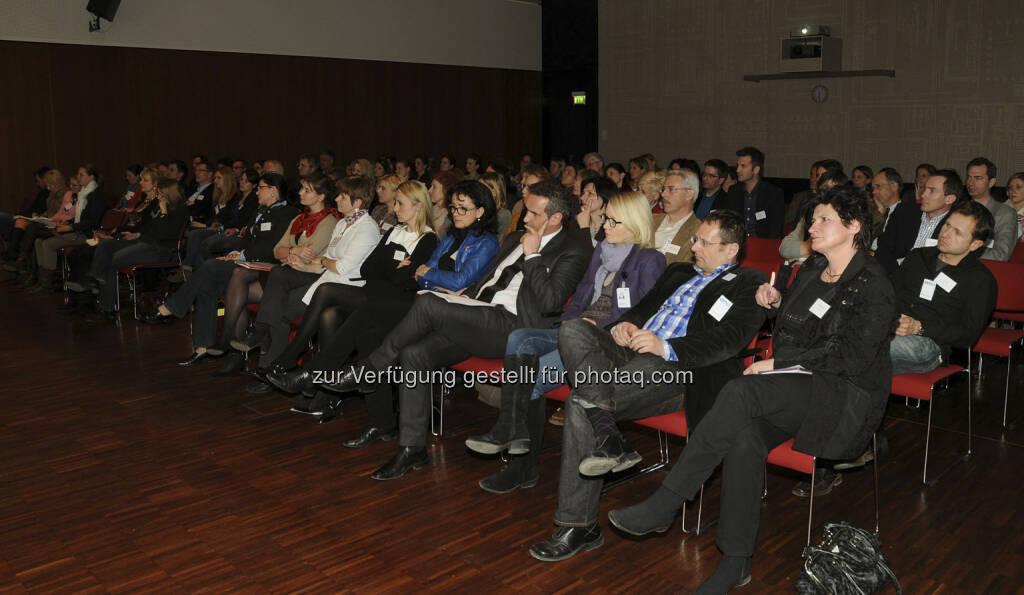 ams: Großer Andrang bei PE Netzwerktreffen zum Thema Nachhaltigkeit im Personalmanagement (c) Aussendung (06.03.2013)