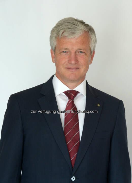 Unternehmensberater Helmut Kern wechselt als neuer Gesamtleiter ins Krankenhaus der Barmherzigen Brüder Wien. © Franz Josef Rupprecht