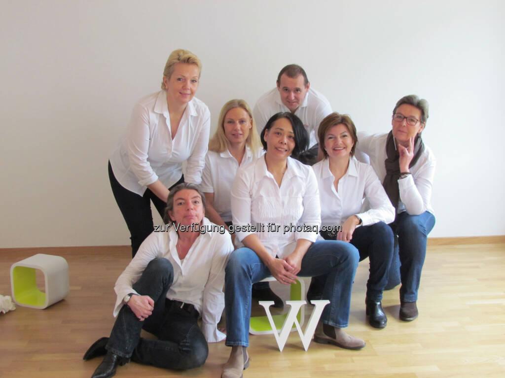 """Das Wohnfee-Team rund um Yvonne Werginz am 16. und 17. März 2013 auf der 1. """"Wiener Immobilienmesse"""" statt – eine brandneue Messeplattform im Congress Center der Messe Wien (06.03.2013)"""