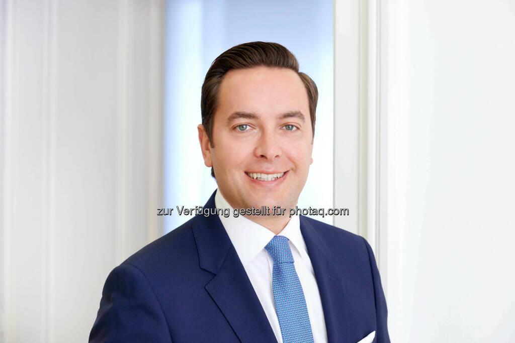 Martin Greibl ist neuer Privat Banker bei der Zürcher Kantonalbank Österreich AG in Wien., © Aussender (18.06.2015)