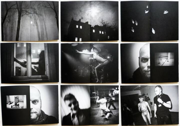 Christian Reister - Alle Katzen Grau, Self published 2015, Beispielseiten, sample spreads -  http://josefchladek.com/book/christian_reister_-_alle_katzen_grau