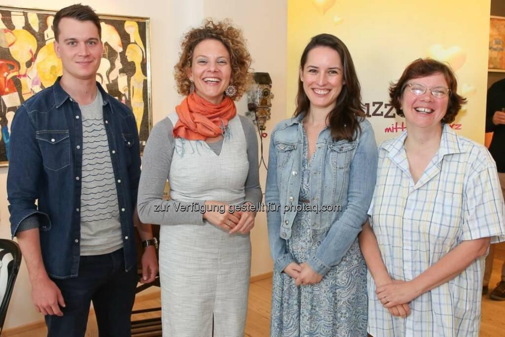 Sabine Hoffmann, Monika Rosen, © Aussender (19.06.2015)