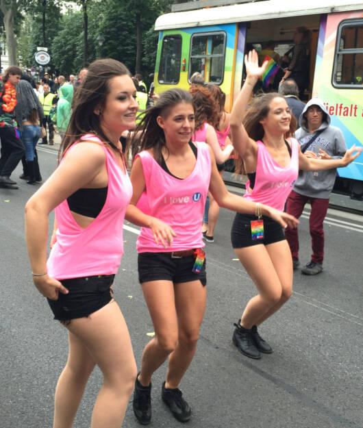 Tanzen Yes U Bahn (21.06.2015)