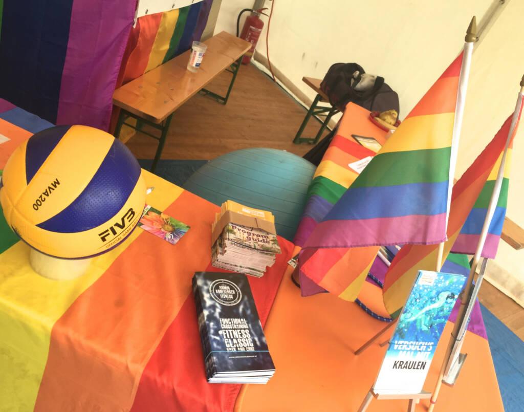 Regenbogenparade 2015 Ball (21.06.2015)