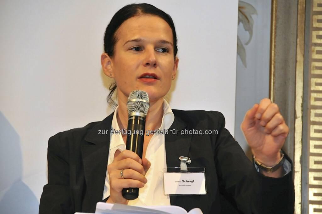 Bettina Schragl (Börse Express) (15.12.2012)