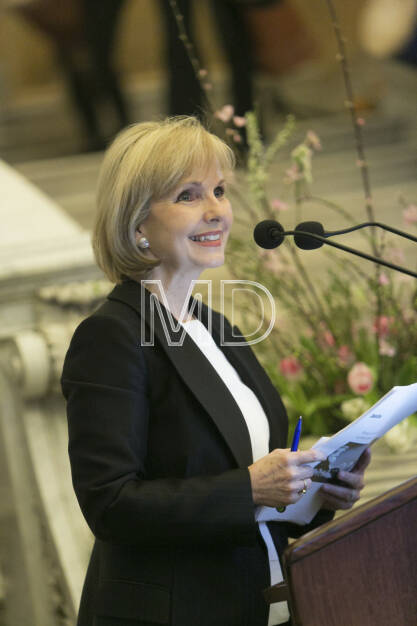 Gundi Wentner (Partner, Deloitte), © Martina Draper für Deloitte (07.03.2013)