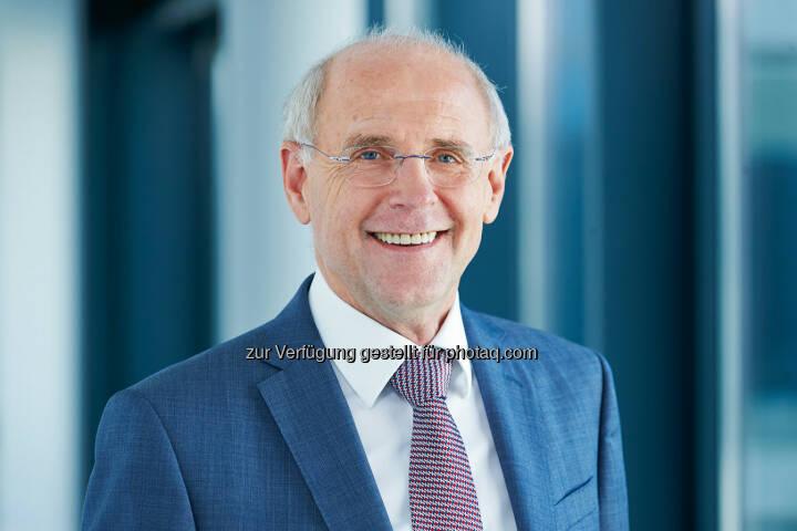 Wolfgang Blum, Vorstandsvorsitzender von Haberkorn: Zwei Marktführer arbeiten zusammen: Der Automatisierungsspezialist Festo und Österreichs größter technischer Händler, die Firma Haberkorn, starten eine Vertriebskooperation. Zubehör und Standard-Komponenten von Festo können künftig über Haberkorn bezogen werden. (C) Haberkorn