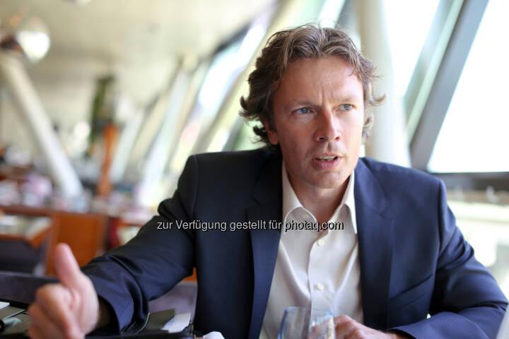 Arno Scharl, Modul University Vienna: Die UN hat die Modul University Vienna mit der Entwicklung smarter Webintelligenz-Lösungen beauftragt. (C) Peroutka