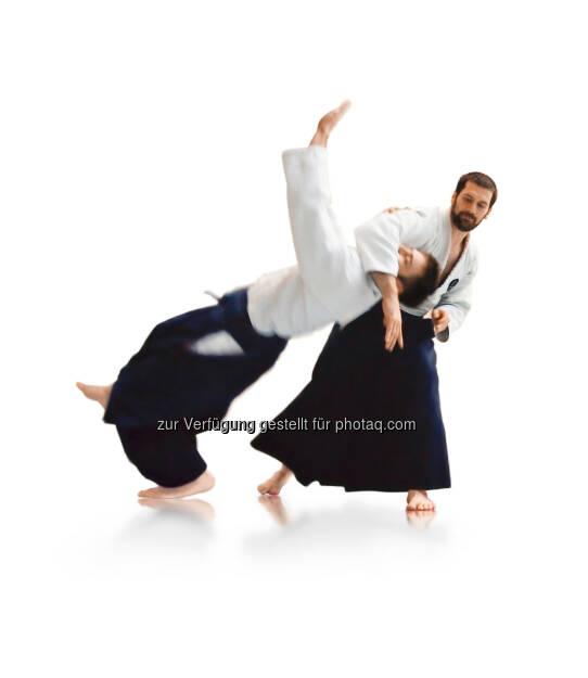Umfallen - Sturz - Clothesline - Sobukan Union Wien: Samurai-Spirit in Wien: Internationaler Takeda-Budo-Kongress 2015 © Takeda Ryu Kobilza Ha, © Aussendung (23.06.2015)