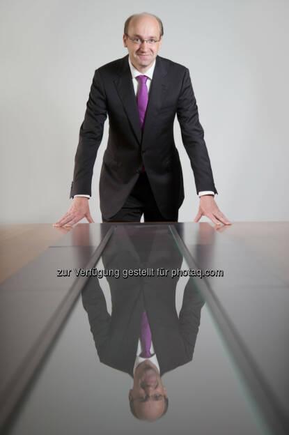 Ernst Huber übernimmt Vorstandsvorsitz bei der direktanlage.at AG, Foto: Franz Neumayr   , © Aussender (24.06.2015)