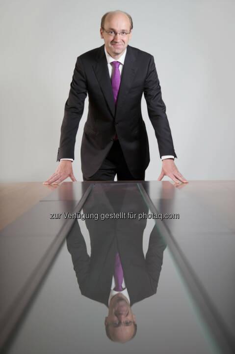 Ernst Huber übernimmt Vorstandsvorsitz bei der direktanlage.at AG, Foto: Franz Neumayr
