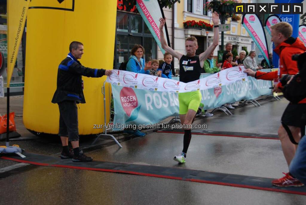 Rosenarcadelauf Tulln, © MaxFun Sports (25.06.2015)