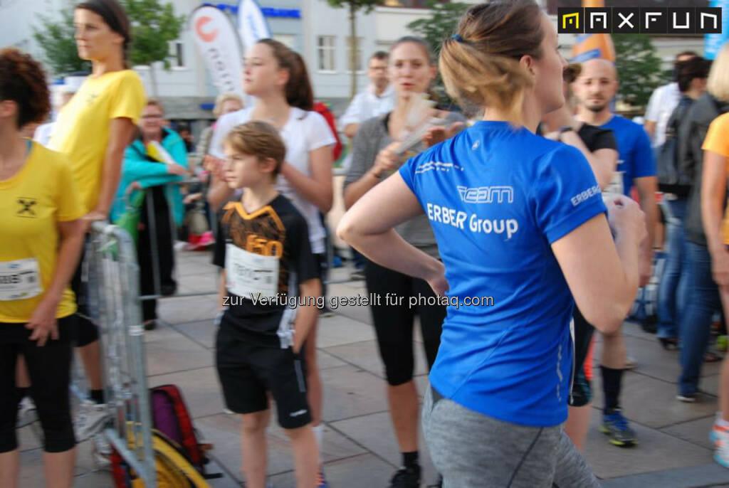 Rosenarcadelauf Tulln, Erber Group, © MaxFun Sports (25.06.2015)