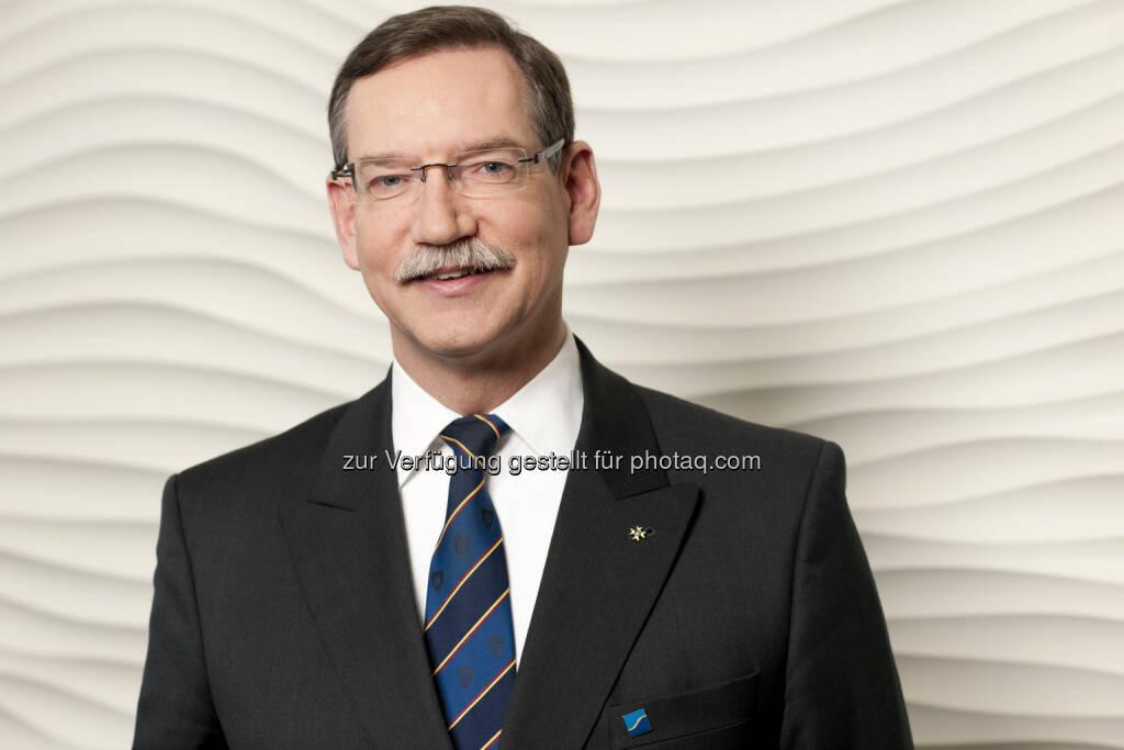 Nikolai de Arnoldi wurde vom Aufsichtsrat der Hypo NOE Gruppe in seiner Funktion als Risiko- und Finanzvorstand auf fünf Jahre verlängert. (C) Hypo NOE, © Aussender (25.06.2015)