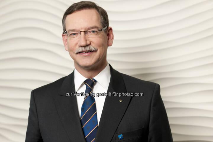 Nikolai de Arnoldi wurde vom Aufsichtsrat der Hypo NOE Gruppe in seiner Funktion als Risiko- und Finanzvorstand auf fünf Jahre verlängert. (C) Hypo NOE