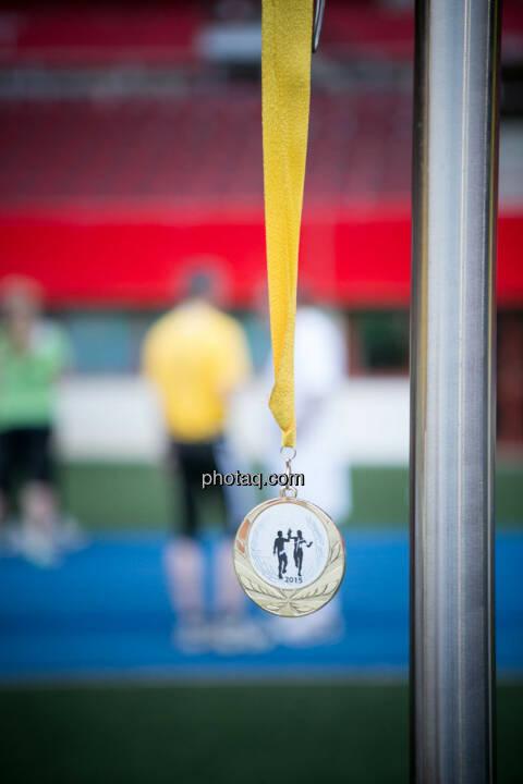 LCC Team- und Firmenlauf, Medaille