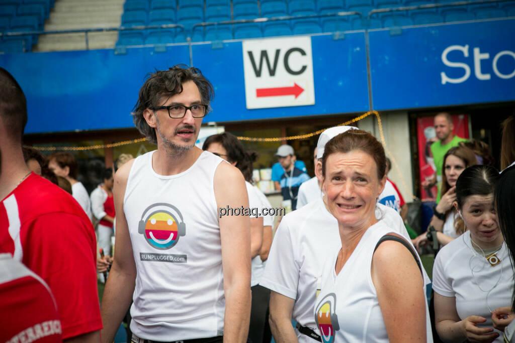 No: Josef Chladek, Martina Draper, © photaq/Ludwig Hartweger/Martina Draper/div.Handypics (26.06.2015)