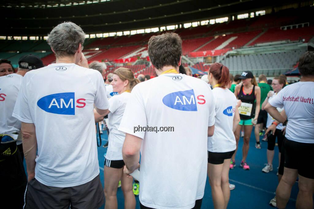 AMS, © photaq/Ludwig Hartweger/Martina Draper/div.Handypics (26.06.2015)