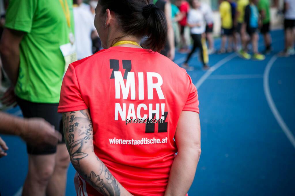 Mir nach!, Wiener Städtische, © photaq/Ludwig Hartweger/Martina Draper/div.Handypics (26.06.2015)