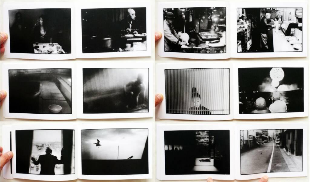 Junku Nishimura - Unlike Memories, in)(between gallery 2015, Beispielseiten, sample spreads - http://josefchladek.com/book/junku_nishimura_-_unlike_memories, © (c) josefchladek.com (26.06.2015)