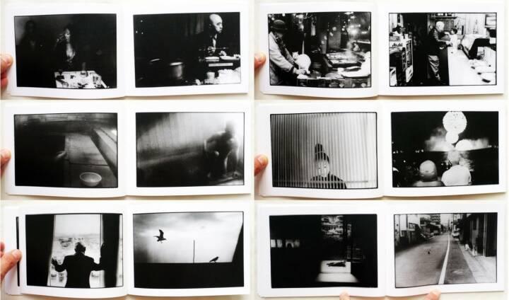 Junku Nishimura - Unlike Memories, in)(between gallery 2015, Beispielseiten, sample spreads - http://josefchladek.com/book/junku_nishimura_-_unlike_memories