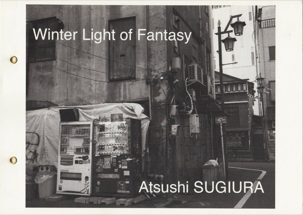 Atsushi Sugiura - Winter Light of Fantasy, Self published 2015, Cover - http://josefchladek.com/book/atsushi_sugiura_-_winter_light_of_fantasy, © (c) josefchladek.com (26.06.2015)