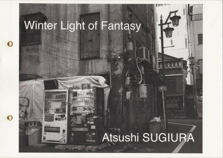 Atsushi Sugiura - Winter Light of Fantasy, Self published 2015, Cover - http://josefchladek.com/book/atsushi_sugiura_-_winter_light_of_fantasy