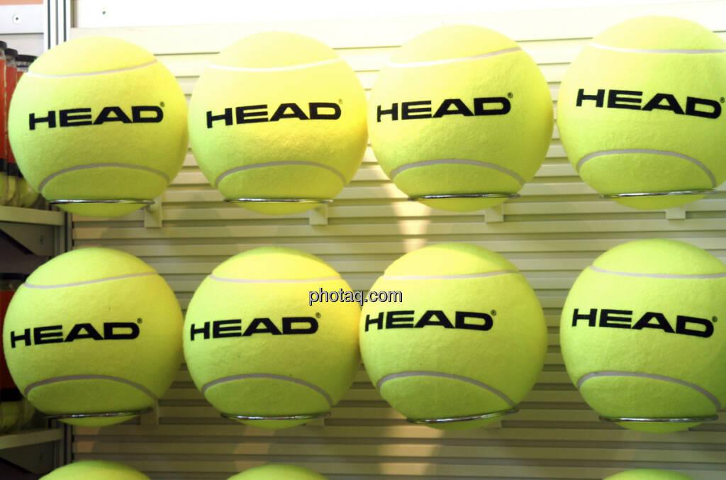 Head Tennisbälle (09.03.2013)