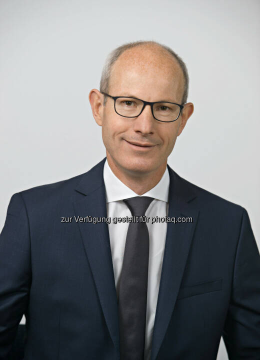 Antoine Duclaux, neuer Geschäftsführer von Lafarge Central Europe