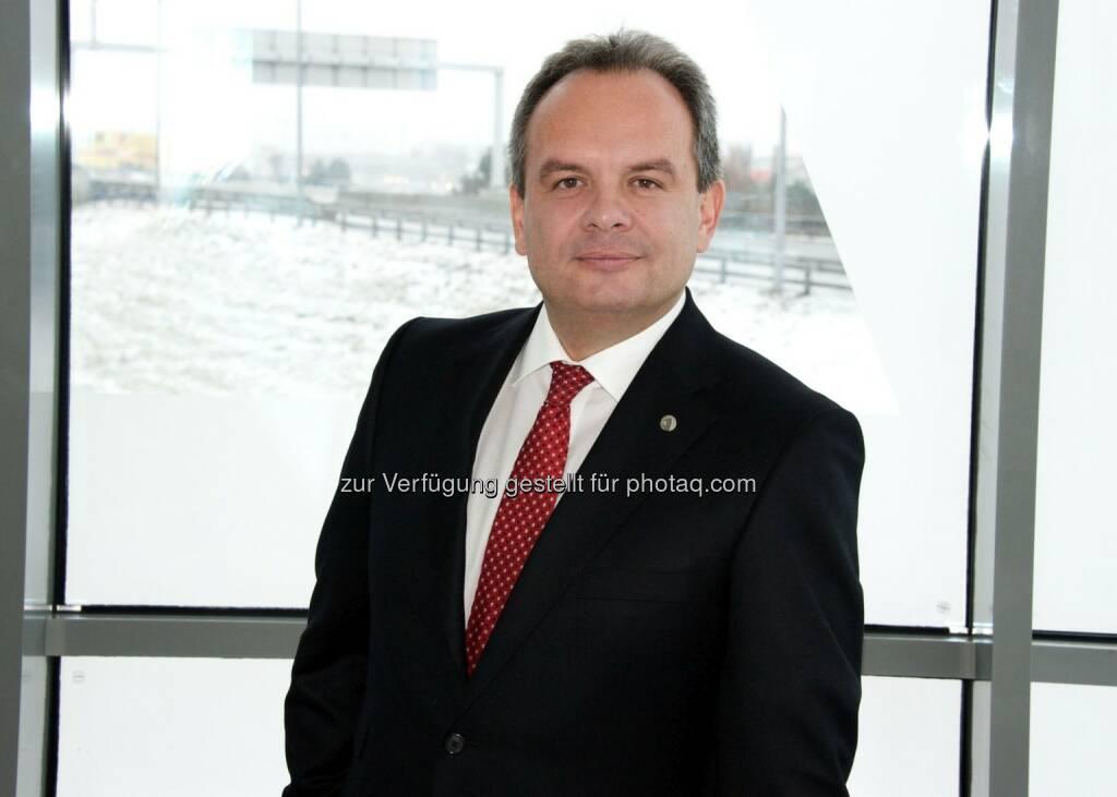 Geschäftsführer der Asfinag Josef Fiala in seiner Funktion bestätigt (C) Asfinag, © Aussender (26.06.2015)
