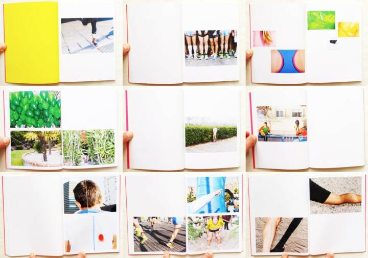 Igor Retana - Gente corriente, Self published 2015, Beispielseiten, sample spreads - http://josefchladek.com/book/igor_retana_-_gente_corriente