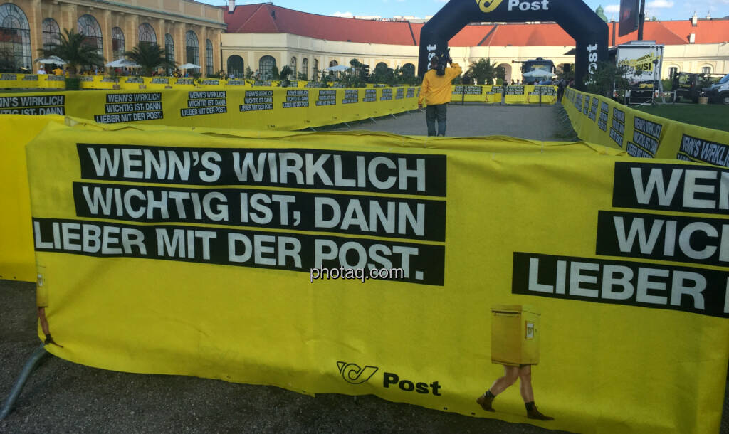 Mission Susi Österreichische Post #missionsusi (28.06.2015)