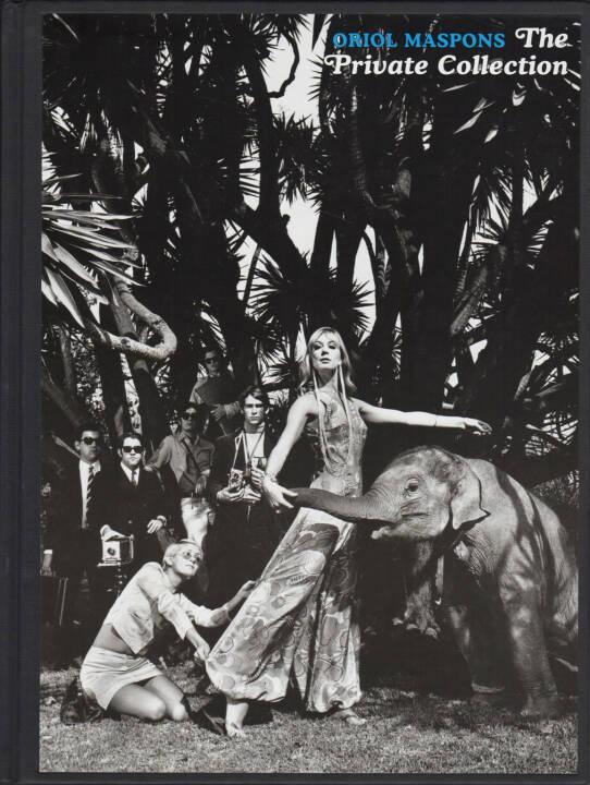 Oriol Maspons - The Private Collection, La Fabrica 2006, Cover - http://josefchladek.com/book/oriol_maspons_-_the_private_collection