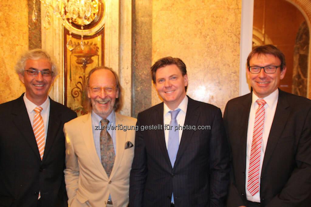 Biermann, Feldmann, Karlovits, Zastrau, © Aussender (29.06.2015)