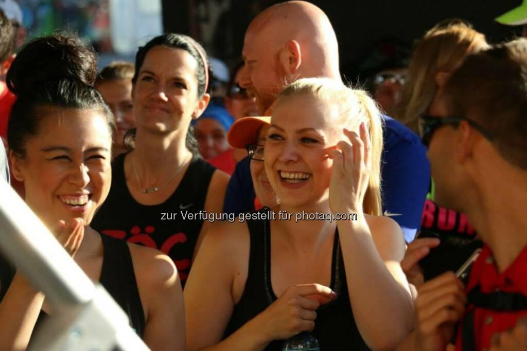 Brooks Run Happy Tour Wien - Mit Nadine Dlouhy, Xiaoshu Alice Hu (Bild: Brooks Running), © Brooks (29.06.2015)