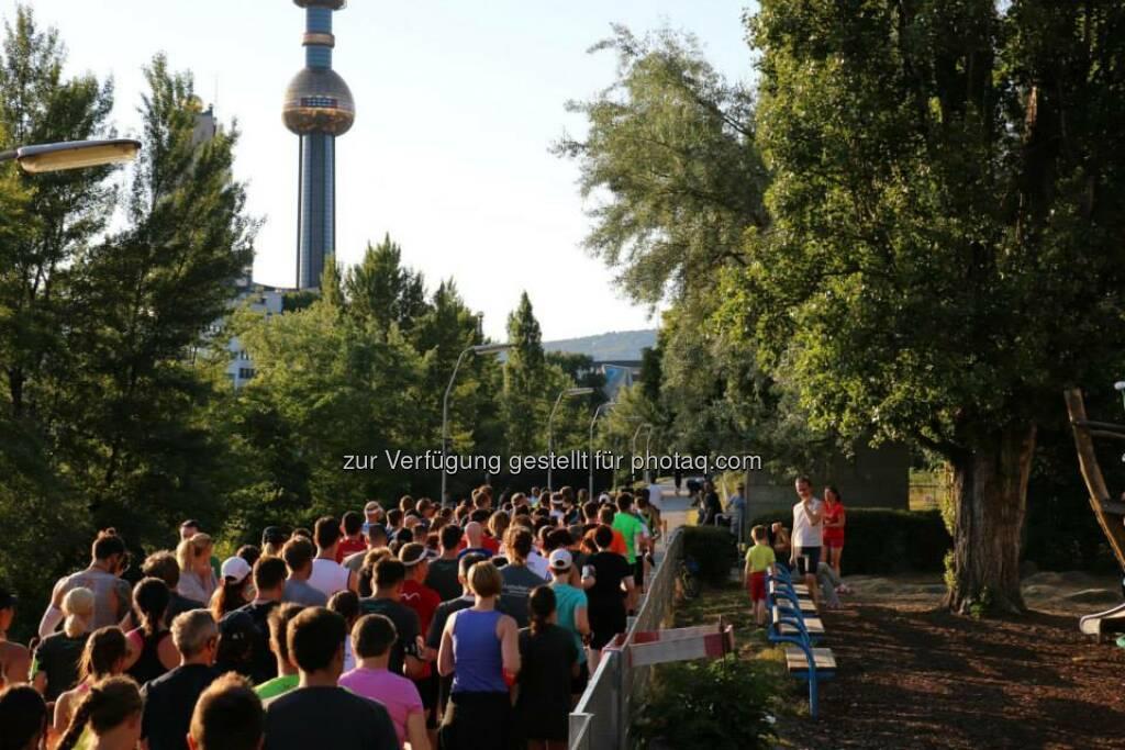 Brooks Run Happy Tour Wien, © Brooks (29.06.2015)