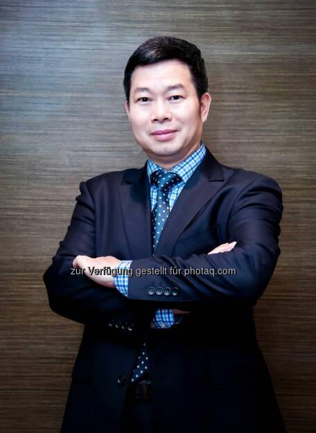 Zhou Liang wird zum 1. Juli 2015 neuer Präsident und CEO von Beijing Foton Daimler Automotive (BFDA), (C) Daimler AG, © Aussender (30.06.2015)