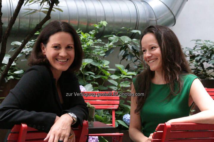 Kristin Grasser, Katharina Gartner, Hollmann Beletage & Hollmann Salon: Neue Führung in Wiens beliebtestem Boutique Hotel Hollmann Beletage