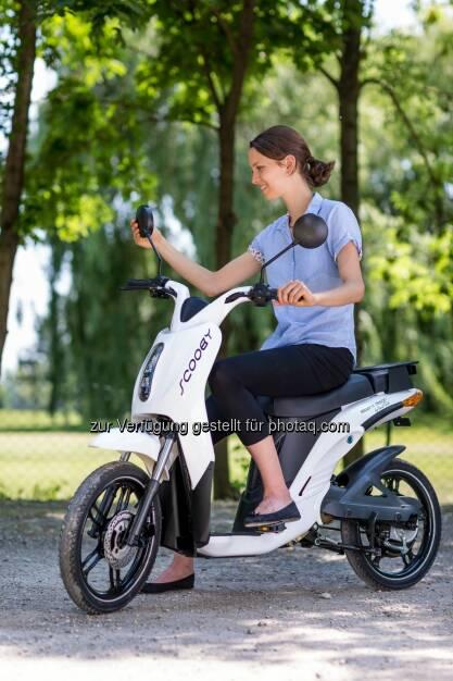iO-Scooter: Tourismusbetriebe in ganz Österreich steigen auf iO Scooter um, © iO Scooter/ Ludwig Schedl , © Aussendung (30.06.2015)