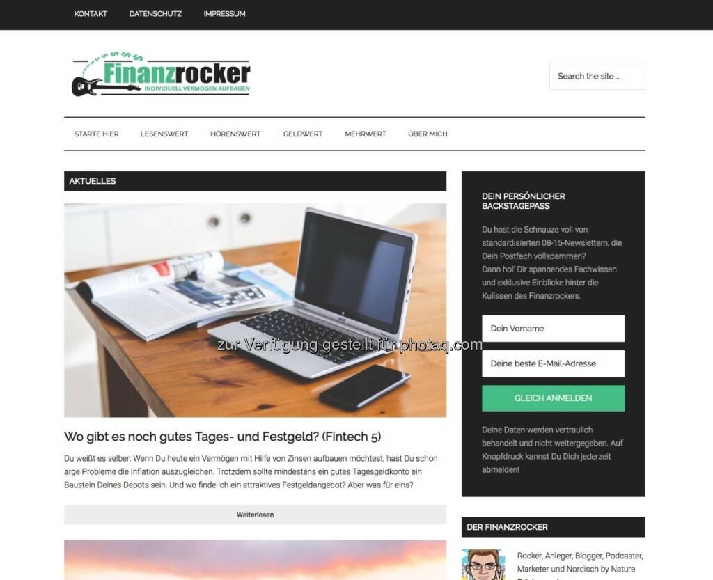 finanzrocker.net - http://finanzrocker.net, © beigestellt (30.06.2015)