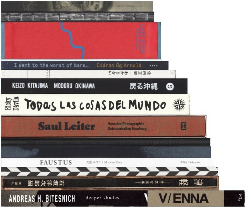 Best of June 2015 on josefchladek.com (server-stats - http://josefchladek.com/list/best_of_june_2015#books ): Ricky Dávila - Todas las cosas del mundo, Ichiro Kojima - Tsugaru, Masafumi Sanai - Wakaranai - I Don't Know, Ciáran Óg Arnold - I went to the worst of bars hoping to get killed. but all I could do was to get drunk again, Hester Scheurwater - Sybille, Andreas Bitesnich - Deeper Shades #04 Vienna, Keizo Kitajima - Modoru Okinawa, Misha Pedan - M, Masakazu Murakami - Kumogakure Onsen: Reclusive Travels, George Georgiou - Last Stop, Misako Oba - Faustus, Saul Leiter - Retrospektive, Petros Koublis - INLANDS, Christian Reister - Alle Katzen Grau, Arnau Blanch - Everybody needs Good Neighbours, © (c) josefchladek.com (01.07.2015)
