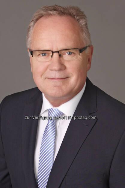 Gerd Rosendahl (58) wird zum 1. Juli 2015 neuer Vorstandsvorsitzender der CIMOS dd mit Sitz in Koper/Slowenien (Bild: CIMOS d.d.), © Aussender (01.07.2015)