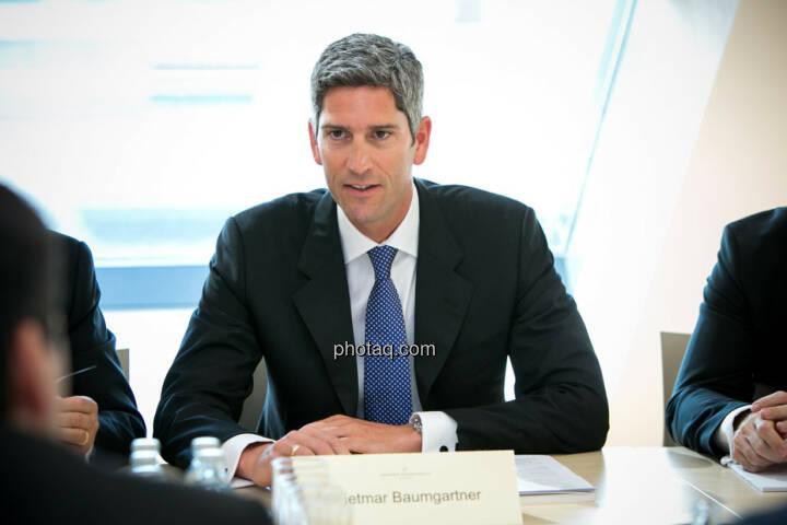 Dietmar Baumgartner, Semper Constantia Privatbank