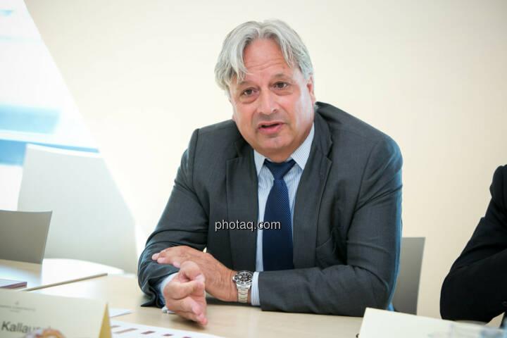 Ullrich Kallausch, Semper Constantia Privatbank