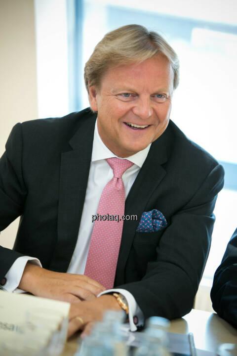 Bernhard Ramsauer, Semper Constantia Privatbank