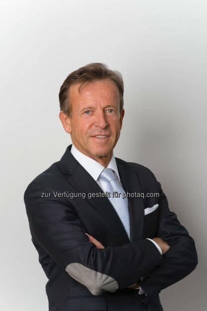 Karl Javurek, WdF-Beiratsvorsitzender: Wirtschaftsforum der Führungskräfte: Neues Webportal für Österreichs größte Managervereinigung ist online (C) Gewista, © Aussender (02.07.2015)