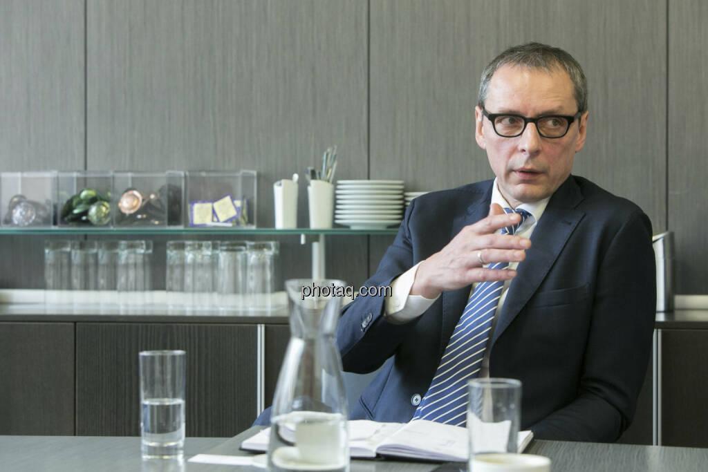 Wilhelm Celeda (RCB), © Martina Draper/finanzmarktfoto.at (09.03.2013)