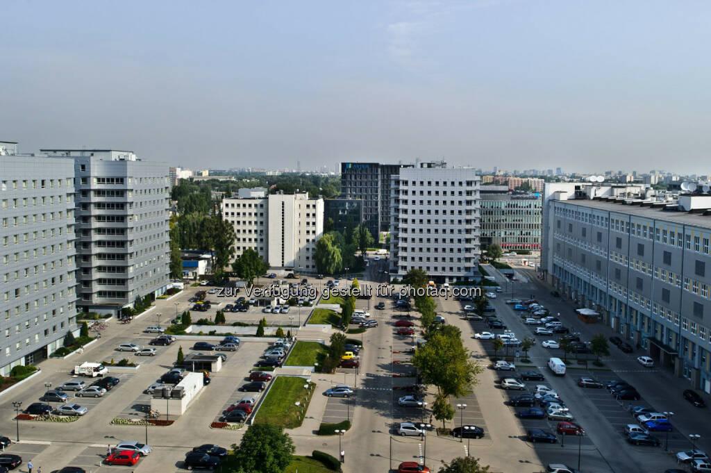 Immofinanz erwirbt Empark Business Park in Warschau zur Gänze. Credits: Immofinanz/APA-Fotoservice/PAP-Wojciech Pacewicz, © Aussendung (02.07.2015)