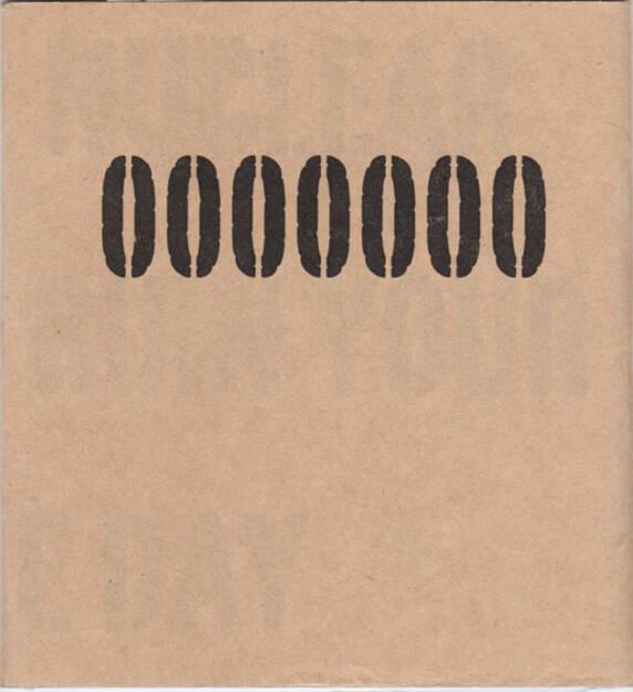 Ilkin Huseynov - 0000000, Riot Books 2014, Cover - http://josefchladek.com/book/ilkin_huseynov_-_0000000#image-8, © (c) josefchladek.com (03.07.2015)
