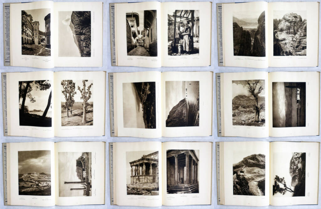 Hanns Holdt - Griechenland. Baukunst, Landschaft und Volksleben, Ernst Wasmuth A.G. 1928, Beispielseiten, samplespreads - http://josefchladek.com/book/hanns_holdt_-_griechenland_baukunst_landschaft_und_volksleben, © (c) josefchladek.com (04.07.2015)